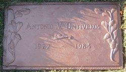 Antonio V Ontiveros