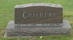 Ray Clifford Childers
