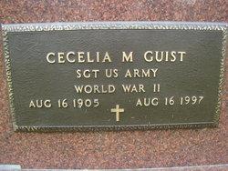 Cecelia M Guist