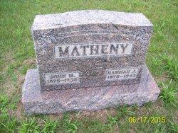 John Melville Matheny