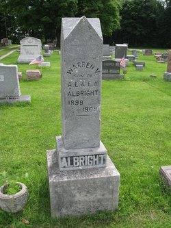 Warren V Albright