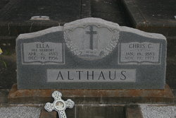 Christian C. Althaus