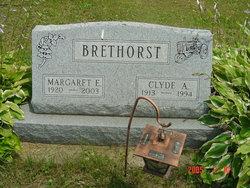 Margaret E. <i>Harris</i> Brethorst