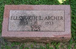 Ellsworth L Archer