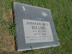 Johneen <i>Bice</i> Dillon