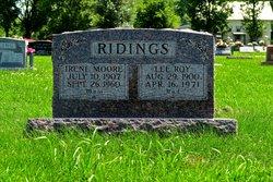 Lee Roy Ridings