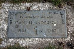 Carl Hobson Anderson