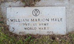 William Marion Hale, Sr