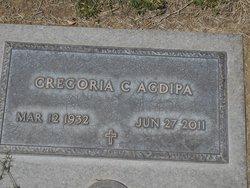 Gregoria C Agdipa