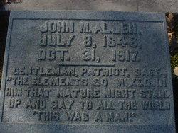 John Mills Allen