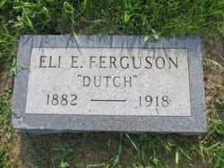Elias E Dutch Ferguson