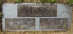 Charles Henry Kallock