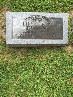 Lucille <i>Connett</i> Boteler