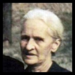 Mrs Adaline Elizabeth <i>Bush</i> Acker
