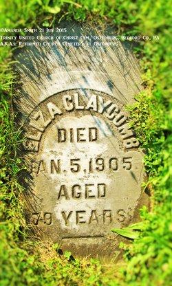 Eliza Claycomb