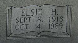 Elsie Mildred <i>Hubbard</i> Childers
