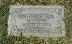 Doni Yvonne Whitaker
