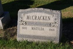 Matilda <i>Dawson</i> McCracken, Jr