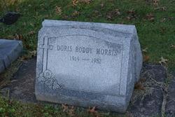 Doris <i>Roddy</i> Morris