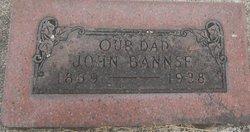 John Bannse
