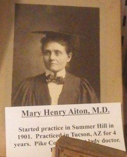 Mary Jane <i>Ellis</i> Aiton