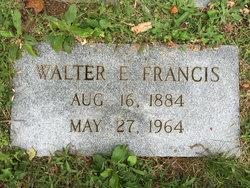 Walter E. Francis