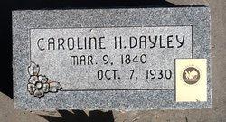 Caroline Elvia <i>Hardy</i> Dayley