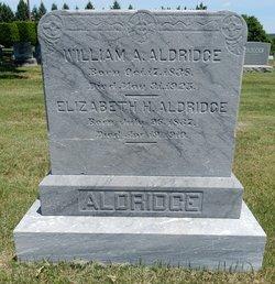 Elizabeth H Aldridge