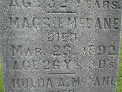 Maggie McLain