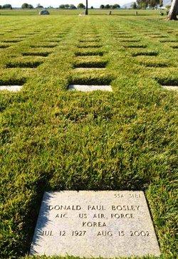 Donald Paul Bosley