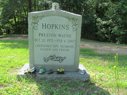 Preston Wayne Hopkins