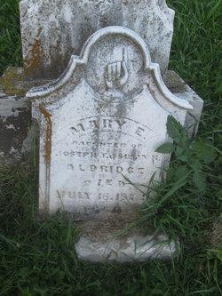 Mary E. Aldridge