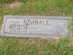 Bernard L Kimball