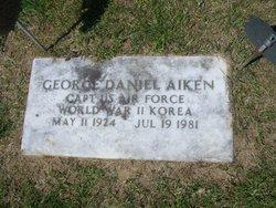 George Daniel Aiken