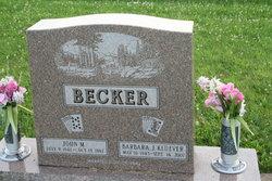 John M. Becker