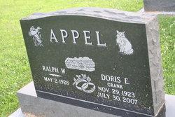 Doris E. <i>Crank</i> Appel