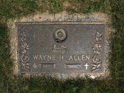 Wayne Harry Allen