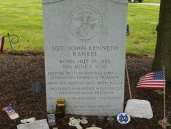 Sgt John Kenneth Rankel