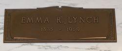 Emma <i>Roorbach</i> Lynch