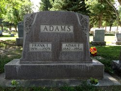 Ada Frances <i>McCollum</i> Adams