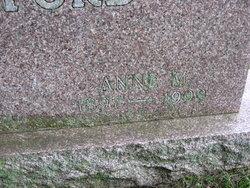 Anna Margaret <i>Lynch</i> Stafford