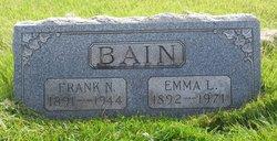 Franklin Nelson Frank Bain (Bayne)