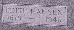 Edith Mae <i>Hansen</i> Wilson