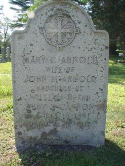 Mary Corey <i>Capron</i> Arnold
