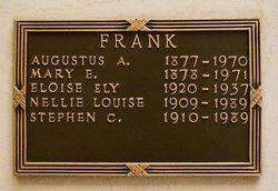Augustus Alphonse Frank