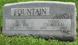 Nora mae <i>Sowards</i> Fountain