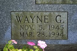 Lieut Wayne George Arendas