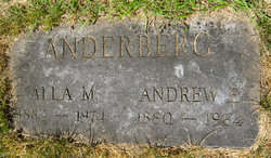 Alla M. Anderberg