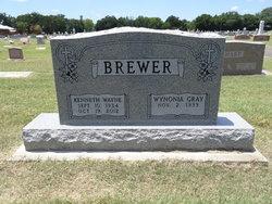 Kenneth Wayne Ken Brewer