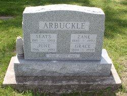Zane Arbuckle